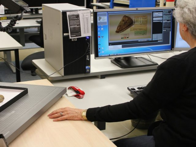 Digitise museum collections using DigiVol